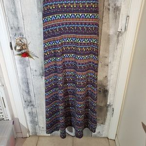 LuLaRoe Dresses - Nwot Lularoe Ana long maxi knit dress 2xl 18/20